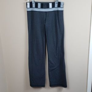 Lululemon Reversible Wide Leg Pants Sz 10